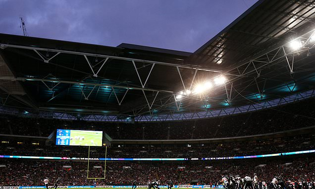 NFL goes global… but will Wembley miss out?