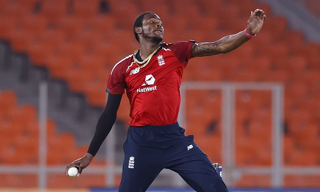 Jofra Archer to begin bowling again in a fortnight following surgery