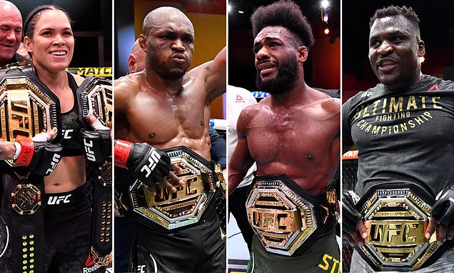 Which UFC champion could lose their title next?