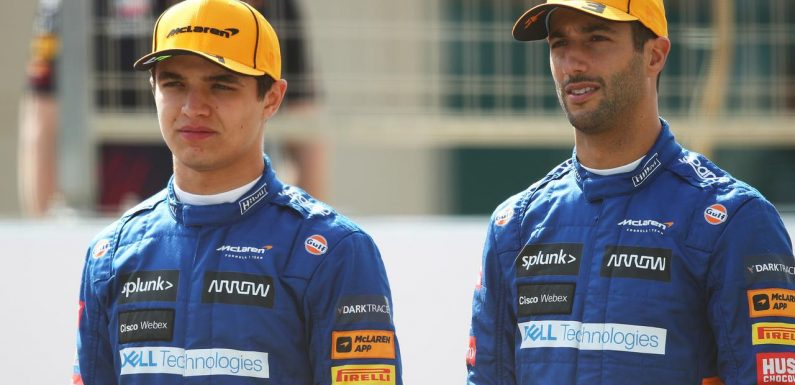 Daniel Ricciardo shrugs off worrying revelation after McLaren debut