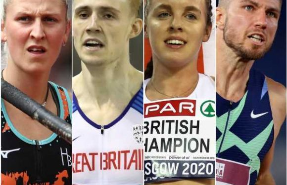 Keely Hodgkinson and Andrew Pozzi aim for glory at EuropeanIndoor Championships