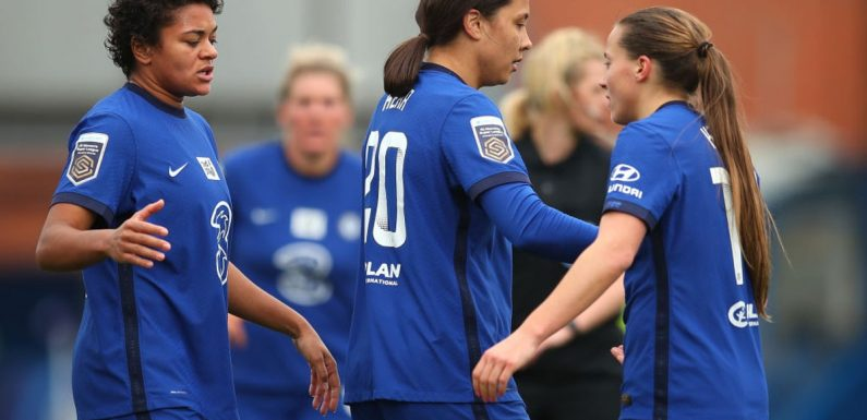 Is Chelsea vs Wolfsburg on TV today? Kick-off time, channel and how to watch Women's Champions League fixture