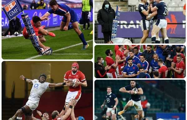 Six Nations 2021: Five great matches in thrilling championship from the Calcutta Cup to the Stade de France