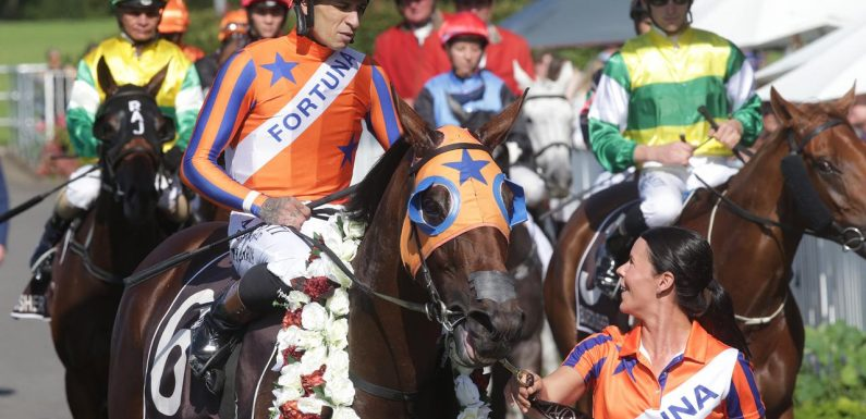 Champion New Zealand mare Melody Belle will join Black Caviar with 15 Group 1 wins with victory in Tancred Stakes
