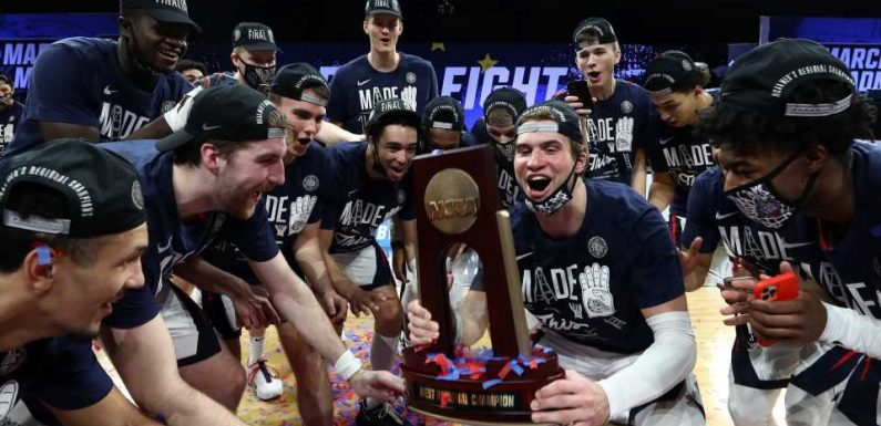 Gonzaga among NCAA Tournament's greatest teams? Maybe, but first they have a party to attend