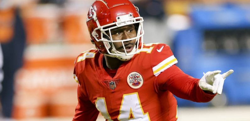 Ravens signing WR Sammy Watkins to one-year, $6 million deal