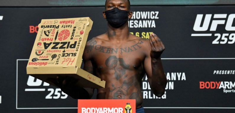 Thin crust: Slim Adesanya brings pizza to scale