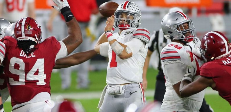 The best traits for the top eight quarterbacks in the 2021 draft — and the throws that show it