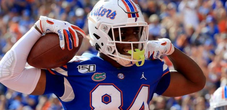 Kyle Pitts mock draft: Eagles, Cowboys, Dolphins top best 2021 NFL Draft fits for Florida TE