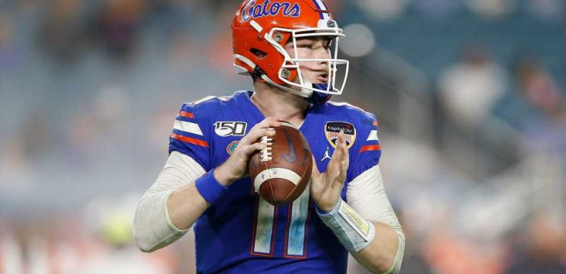 How to watch Florida's pro day: NFL Draft workout schedule for Kyle Trask, Kyle Pitts & more