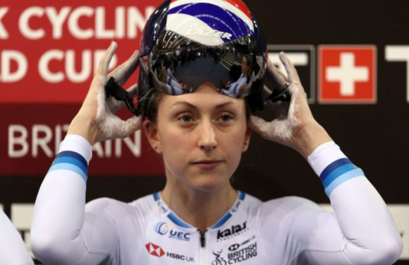 'Others need to step up': Laura Kenny urges road teams to support women's cycling