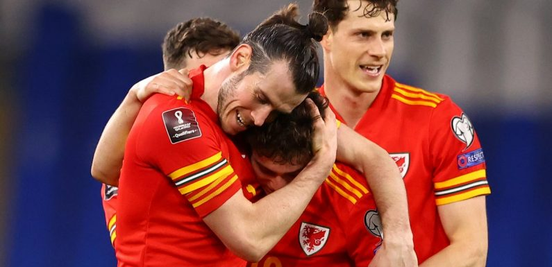 Wales showed 'heart and desire' in late win against Czech Republic, says Gareth Bale