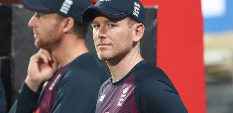 Eoin Morgan excited by easing of lockdown restrictions ahead of new cricket season
