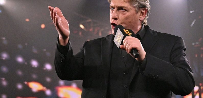 WWE icon William Regal on earning respect and staying British at heart