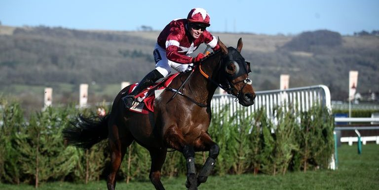 Tiger Roll rolls back the years to win at Cheltenham again with Glenfarclas Chase hat-trick
