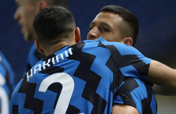 Alexis Sanchez back to inspire Inter Milan to victory over Parma