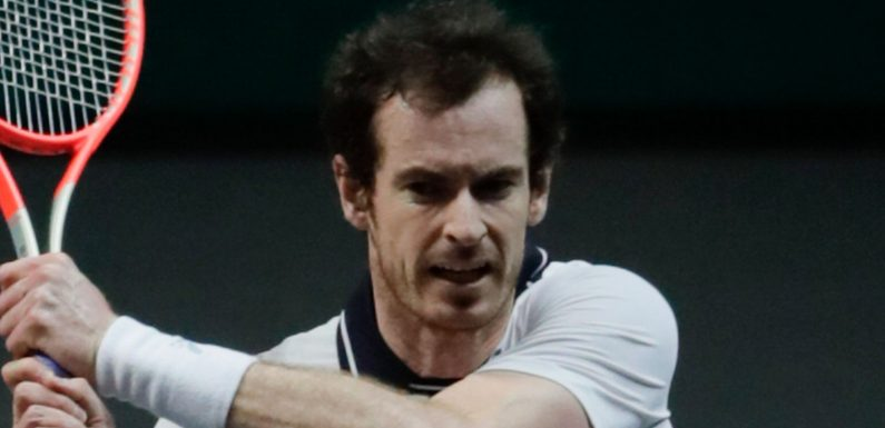 Andy Murray reveals interest in becoming a golf caddie after tennis career