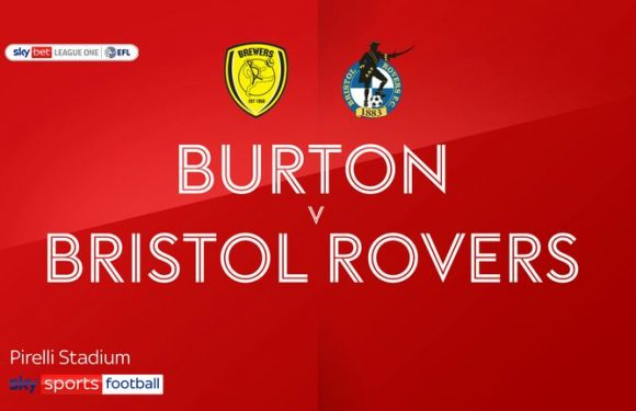 Burton 1-0 Bristol Rovers: Jonny Smith fires Brewers to victory