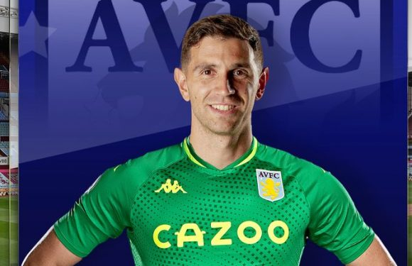 Emiliano Martinez exclusive: Goalkeeper out repay Aston Villa's trust