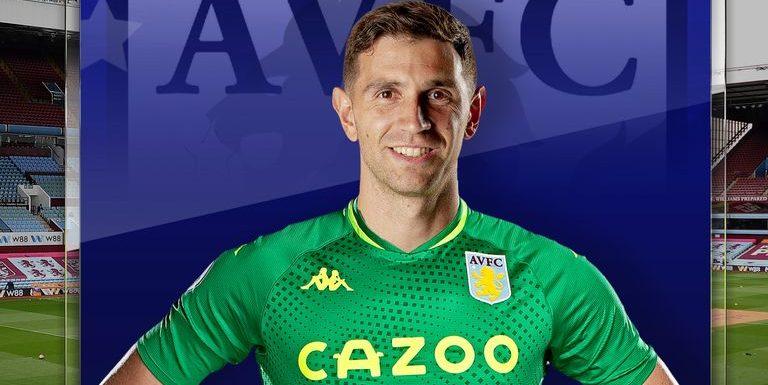 Emiliano Martinez exclusive: Goalkeeper out repay Aston Villa's trust