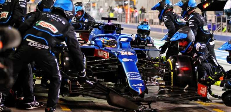 Fernando Alonso: How a sandwich wrapper foiled returning champion's Bahrain GP with Alpine F1