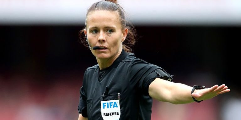 Rebecca Welch becomes first female referee to be appointed to EFL game ahead of Harrogate Town vs Port Vale