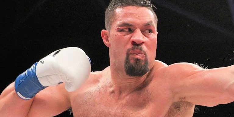 Joseph Parker reveals a conversation with Tyson Fury led him to a new trainer ahead of Derek Chisora fight