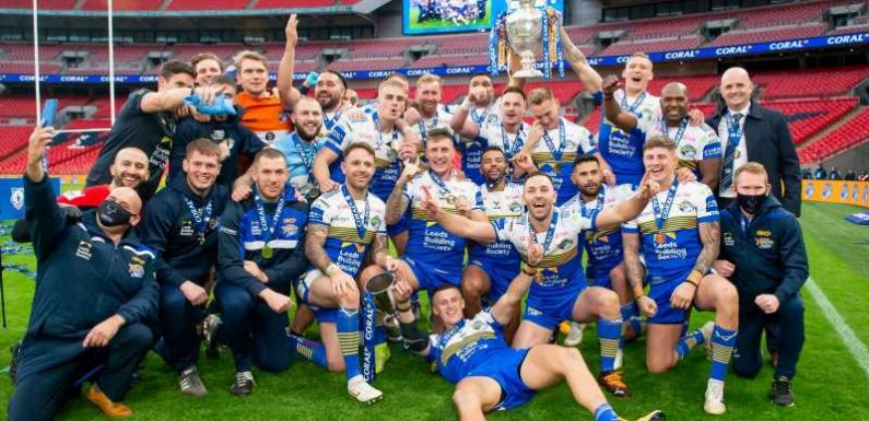 Challenge Cup: Leeds drawn to face St Helens in round three