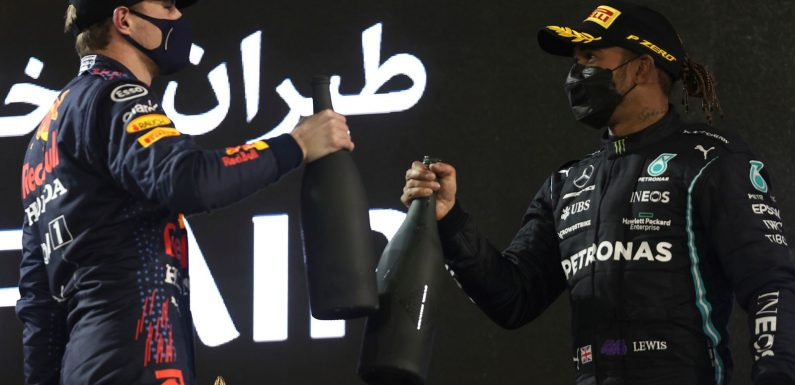 Lewis Hamilton vs Max Verstappen: The Red Bull's winning overtake that wasn't and F1 track limits debate