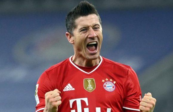 European round-up: Robert Lewandowski hits hat-trick as Bayern Munich leave it late to win Der Klassiker