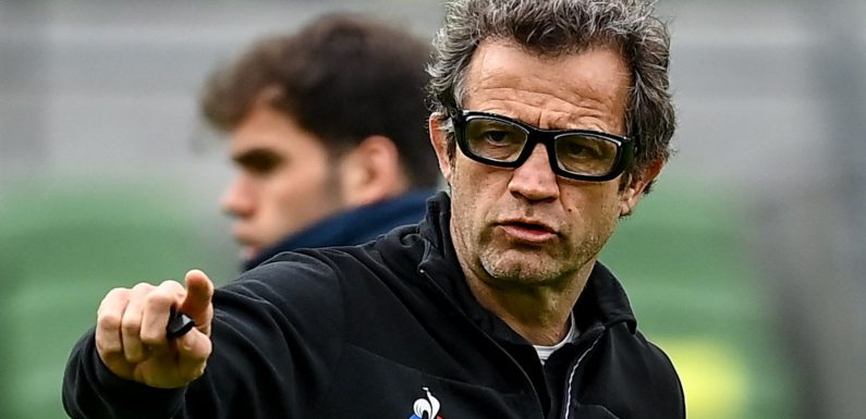 Fabien Galthie: France coach cleared of wrongdoing in Covid-19 outbreak investigation