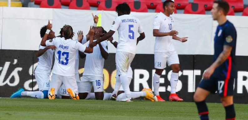 U.S. U-23s collapse in yet another Olympic qualifying disaster