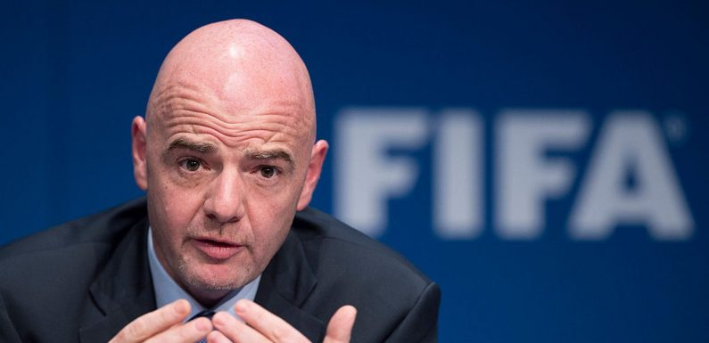 'Either you are in or you are out': Gianni Infantino says Fifa 'strongly disapprove' of Super League