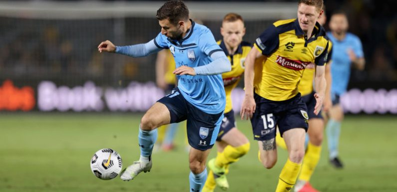 'They got it wrong': Sydney FC anger at VAR after comeback draw with Mariners