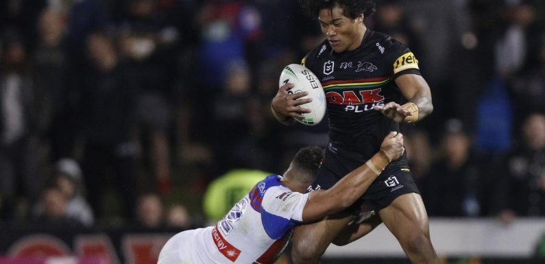 'Unbelievable' Brian To'o is the NRL's newest box-office stud