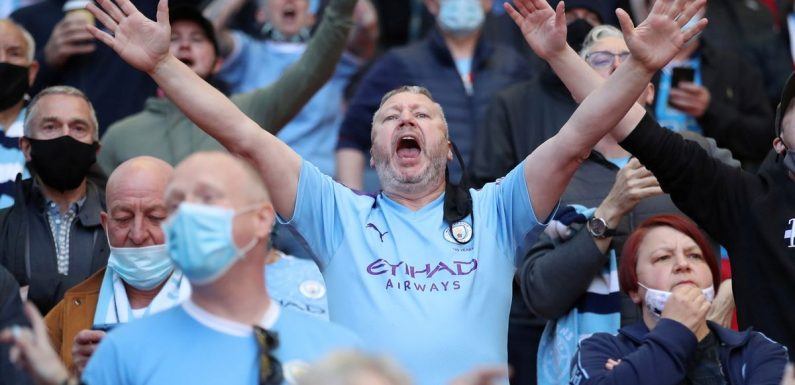 20 Premier League matches change to allow fans in – full list