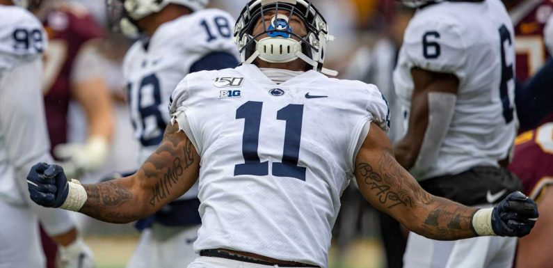 2021 NFL draft inside linebacker rankings: Penn State's Micah Parsons headlines top LB prospects