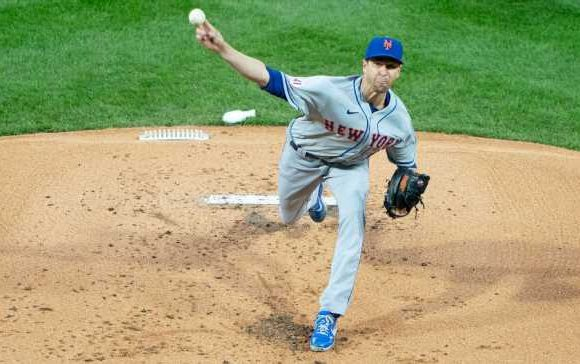'An inner-circle Hall of Famer'? Jacob deGrom wants to be this generation's Randy Johnson