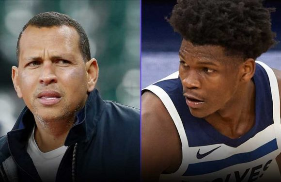 Anthony Edwards has no idea who Alex Rodriguez, potential Timberwolves owner, is