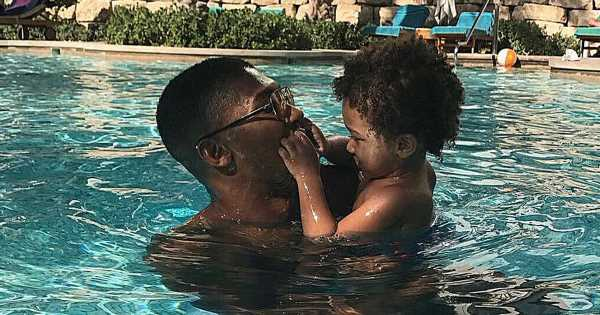Anthony Joshua planning to have another six children to join son JJ