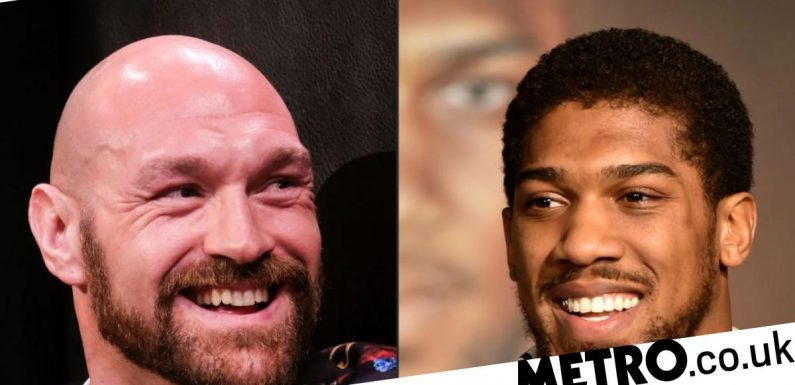 Anthony Joshua vs Tyson Fury fight location finally confirmed