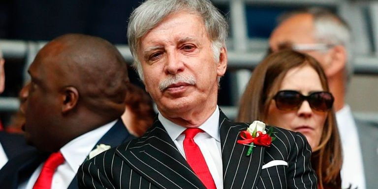 Arsenal owner Stan Kroenke has 'no intention' of selling club after European Super League backlash