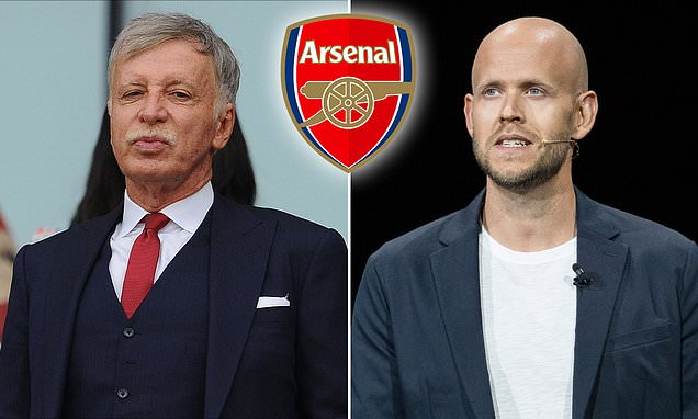 Arsenal were prepared for takeover coup BEFORE Super League plans