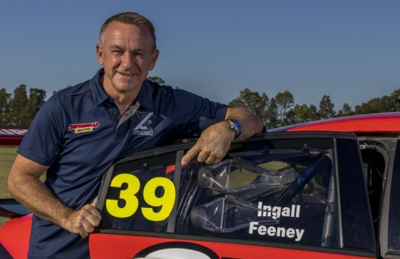 Bathurst 1000: Russell Ingall to race a wildcard entry at Mount Panorama in 2021