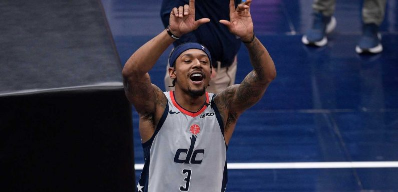 Bradley Beal, Wizards on longest win streak since Michael Jordan came out of retirement for second time
