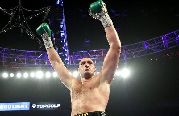 Bruno backs Fury to BEAT Joshua in undisputed heavyweight title fight
