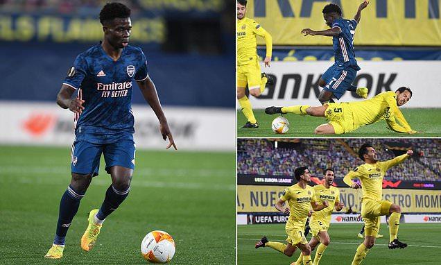 Bukayo Saka believes Arsenal showed they are 'better' than Villarreal