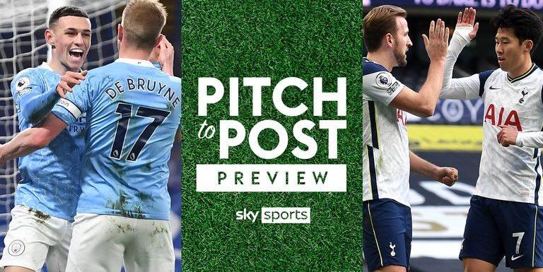 Carabao Cup Final: Jamie Redknapp assesses Man City and Tottenham ahead of Wembley showdown