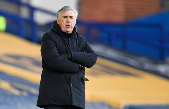 Carlo Ancelotti backs his Everton players to fight for a Euro spot