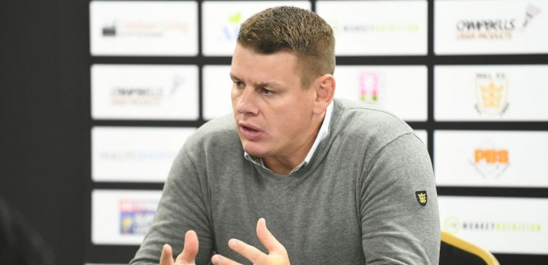 Castleford Tigers confirm former Hull boss Lee Radford as new coach from 2022
